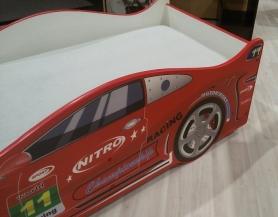 Детская кровать Молния NEW с коробом