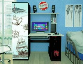 Компьютерный стол ККС-001 фото