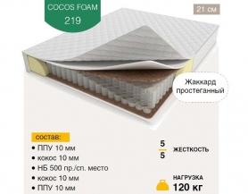 Матрас Cocos Foam 219
