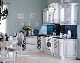 Модульная кухня Италия