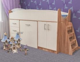 Детская кровать Гуфи