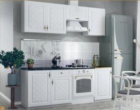Модульная кухня Гранд белый