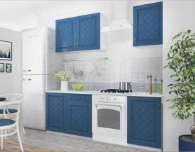 Модульная кухня Гранд синий