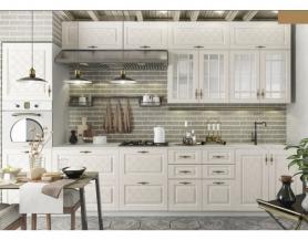 Модульная кухня Гранд кремовый