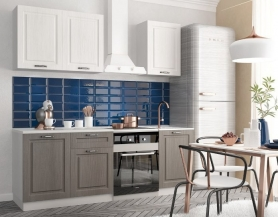 Модульная кухня Капри липа